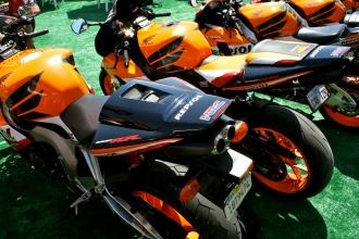 MotoGP 2009 - Repsol Hospitality Tent