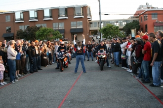 MotoGP 2009 - Slow Drags on Cannery Row