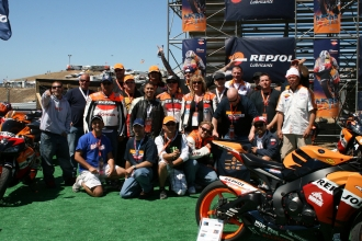 MotoGP 2009 - Sunday Race Day!