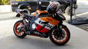 2005 Honda CBR1000RR