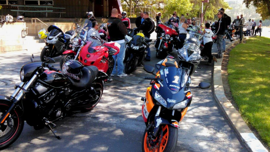 Another great day! Friendship Ride 2014